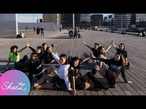 [KPOP IN PUBLIC PARIS ] Cherry Bullet  (체리블렛) - Q&A Dance Cover