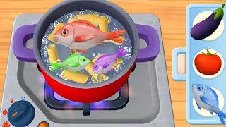 Kids learn Cooking methods of recipes - Play and Learn Kitchen Cooking Kids Games