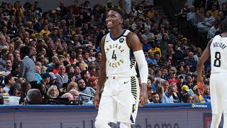 Indiana Pacers Highlights vs. Chicago Bulls | January 29, 2020