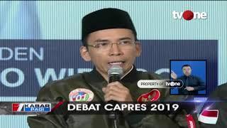 PEDAS!! Usai Debat Ke-2 Kritikan Tajam Dilontarkan Kedua Tim Pemenangan