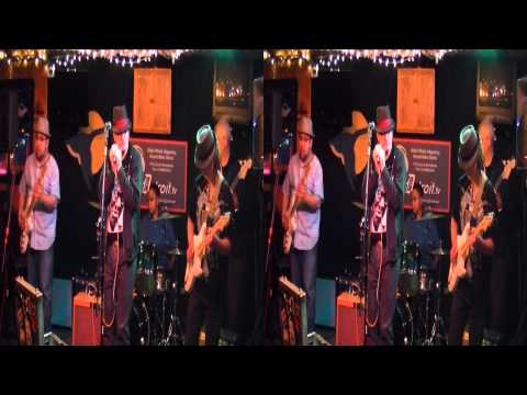 Dale Robertson, Ned Lucas, Sal Wilcher, Neno Blag, Nick Tabarias, Brendon Linsley 12-7-14 3D Video