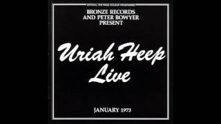 Introduction - Sunrise - Uriah Heep [Live].wmv
