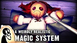 Sympathetic Magic: An Oddly Realistic Magic System — Tale Bits