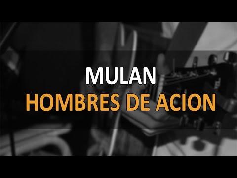 Hombres de accion - Mulan (Martin Redondo acoustic cover)