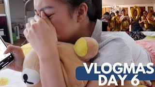 VLOGMAS DAY 6: 100K COUNTDOWN +  THEY SURPRISED ME