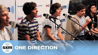"""One Direction - """"What Makes You Beautiful"""" (Acoustic) [LIVE @ SiriusXM]"""