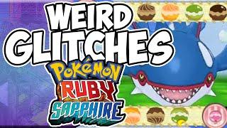 Weird Glitches: POKEMON RUBY & SAPPHIRE