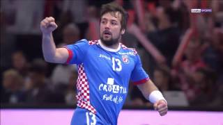 Croatia Norway semi final Match Highligts IHF Men39s World ... -
