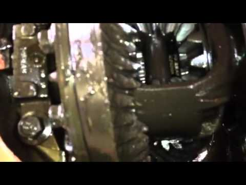 Differential Fluid Change >> Dodge Ram differential failure - YouTube