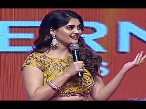 Surabhi--Speech-Okka-Kshanam-Pre-Release-Event