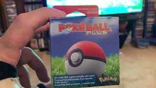 How to Pokeball Plus simple instructions