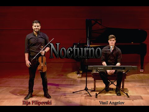 Васил Ангелов и Илија Филиповски со одличен кавер на Nocturno од Оливер Драгојевиќ