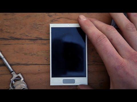 Mobilni telefon koji se slaže kao lego kocke