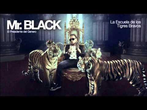La Balanza Mr Black El Presidente Champeta con sobre bajo
