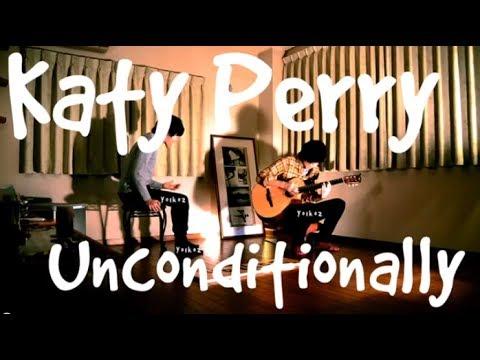 Baixar Unconditionally - Katy Perry ( アンコンディショナリー - ケイティ ペリー 和訳有り)Yo1ko2 cover