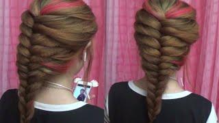 Hairstyles - Cách Tết Tóc Đẹp Đơn Giản Chỉ Trong 2 Phút | Yêu Làm Đẹp