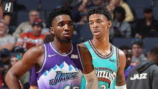 Utah Jazz vs Memphis Grizzlies - Full Game Highlights | November 29, 2019 | 2019-20 NBA Season