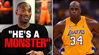 NBA Legends Explain How SCARY Good Shaquille O'Neal' Was