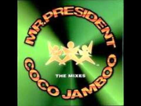 dj damy / yeke yeke-coco jumbo