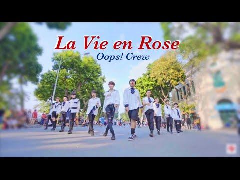 [KPOP IN PUBLIC] IZ*ONE (아이즈원) - 라비앙로즈 (La Vie En Rose) Dance cover by Oops! Crew From Vietnam