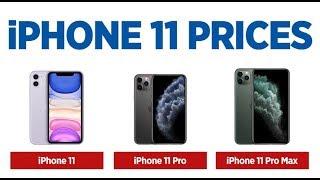 IPHONE 11 PHILIPPINES PRICES REVEALED