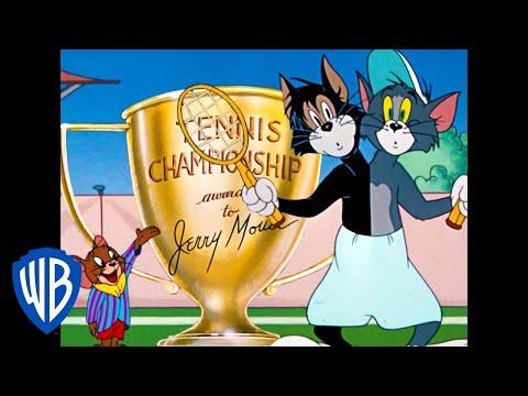 Tom a Jerry - Tenisové šialenstvo