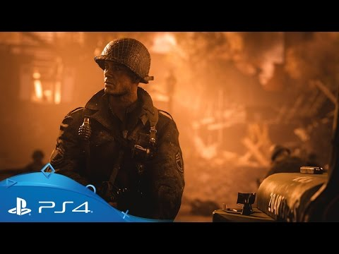 Call of Duty: WWII | Reveal Trailer | PS4
