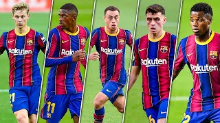 Barcelona Future is in Safe Hands 2020