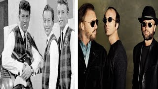 Bee Gees - Musical Evolution (1960-2016)