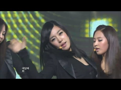 【TVPP】SNSD - Run Devil Run, 소녀시대 - 런 데빌 런 @ Show Music Core Live