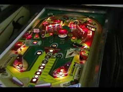 Hot Tip Pinball Machine (Williams, 1977) | Pinside Game Archive