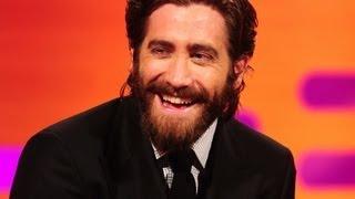 Jake Gyllenhaal talks about his beard - The Graham Norton Show - Series 12 Episode 6 - BBC One
