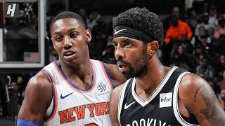 New York Knicks vs Brooklyn Nets - Full Game Highlights | October 25, 2019 | 2019-20 NBA Season