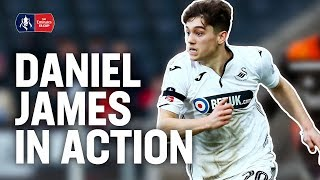 Daniel James:  Manchester United's New Signings' Goals & Assists! | Emirates FA Cup