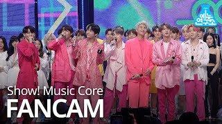 [예능연구소 직캠] BTS - Boy With Luv, 방탄소년단 - 작은 것들을 위한 시 No.1 encore ver. @Show! Music Core 20190427