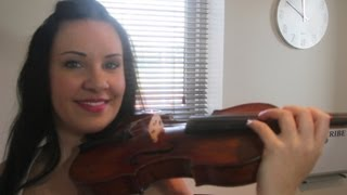 Why, How and When to Change Positions on the Violin