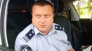 """Politia de Patrulare parcata """"Regulamentar"""""""