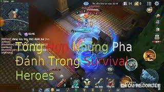 Tín vlog _ LMST Tổng Hợp Những Pha Đánh Trong Survival Heroes