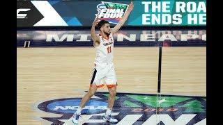 Virginia vs. Texas Tech: National championship first-half highlights