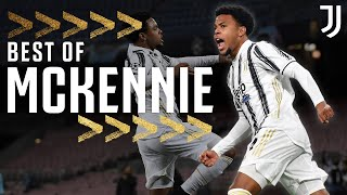 🇺🇸?🦅 ?? The Star of Texas! | Weston McKennie's First Season at Juventus So Far!
