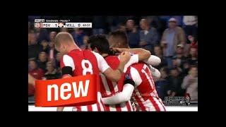 Gol Chucky Lozano - PSV vs Willem ll 30/09/2017