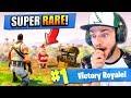 RAREST EASTER EGG in Fortnite: Battle Royale! (FOUND)