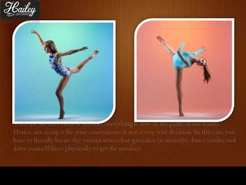 Why buy dancewear online? The perks you missed!