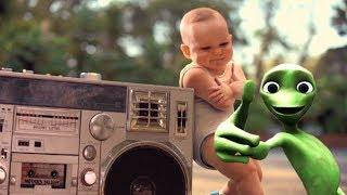 ROLLER BABIES DANCING #dametucosita   | Musical.ly Challenge