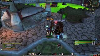 World Of Warcraft Bfa 8.1 balance Rogue Outlaw Frozen level 70 2vs2 PvP #004