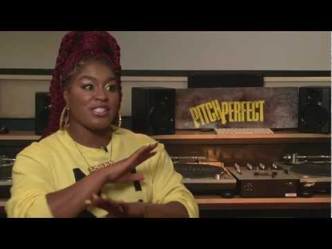 Pitch Perfect: Ester Dean UB Interview!