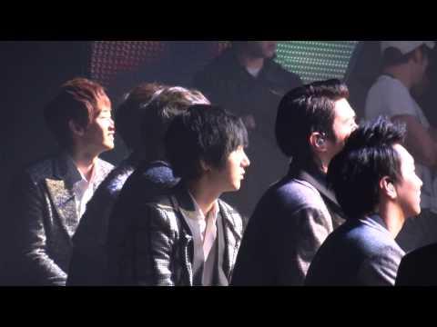 120218 Super Junior - Our Love @ Super Show 4 Singapore