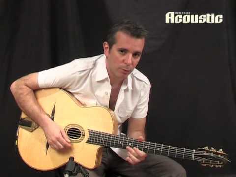 Cours de guitare jazz manouche - Plans en Do