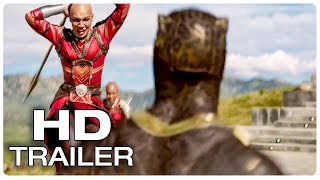 BLACK PANTHER Warriors of Wakanda vs Killmonger Trailer (2018) Marvel Superhero Movie HD