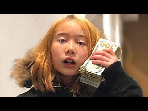 9-Year-Old Rapper Lil Tay Gets Her Mom Fired   Hollywoodlife